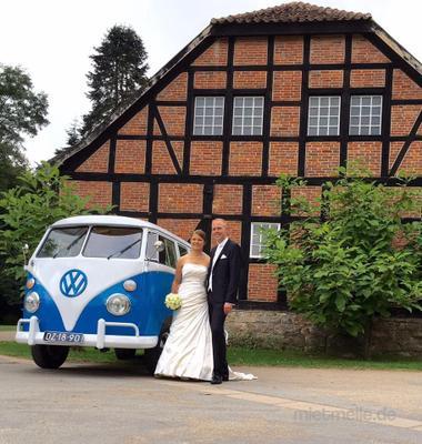 Oldtimer mieten & vermieten - Oldtimer Bulli Mieten VW T1 Bus T2 Hochzeitsauto in Bad Bentheim