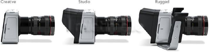 Fotokamera mieten & vermieten - Blackmagic Cam Set in Ratingen