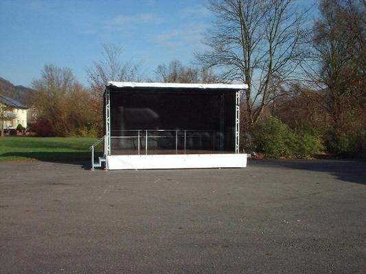 Bühne mieten & vermieten - Veranstaltungsbühne, Event, mobile Bühne in Höchst im Odenwald