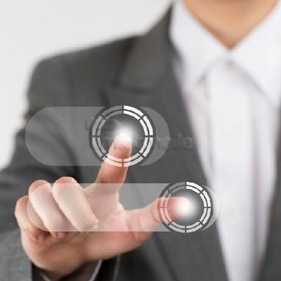 "LCD Monitore mieten & vermieten - 32"" Touchscreen Bildschirm mit Multitouch mieten in Dresden"