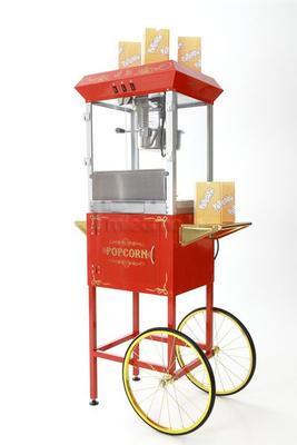 Popcornmaschine mieten & vermieten - Nostalgie Popcornmaschine zu Vermieten , in Appenweier