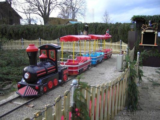 Eisenbahn mieten & vermieten - Kindereisenbahn / Eisenbahn / Nostalgieeisenbahn / in Neufahrn in Niederbayern