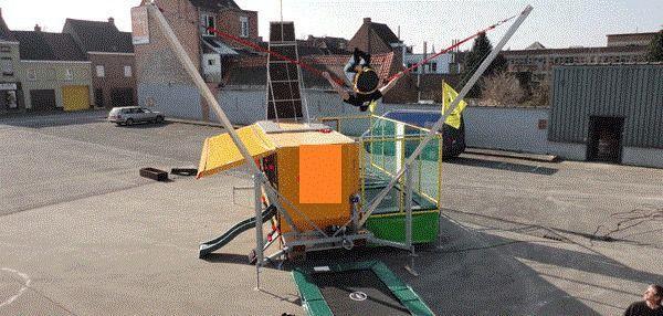 Spielmobil mieten & vermieten - Bungy, Bungee trampolin mieten Stuttgart in Göppingen