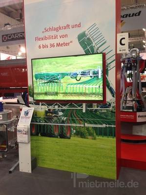 LCD Monitore mieten & vermieten - 55 Zoll IPS Display; Bildschirm; Screen; TV in Schönebeck (Elbe)