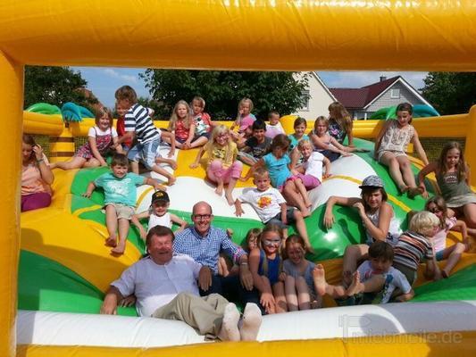 Hüpfburg mieten & vermieten - Wabbelberg - Kinderwabbelkissen in Bramsche