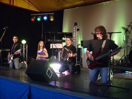Bands mieten & vermieten - KNUTSCH - die Partyband in Bramsche