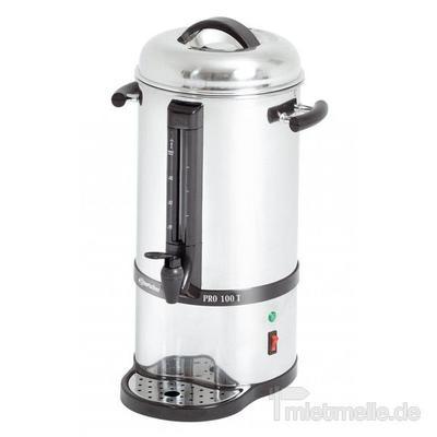 Kaffeemaschinen mieten & vermieten - Kaffeemaschine für bis zu 100 Tassen in Chemnitz