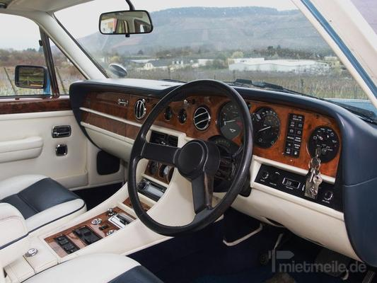 Hochzeitsauto mieten & vermieten - Hochzeitsauto                           Rolls Roys Bentley Turbo R in Schweich