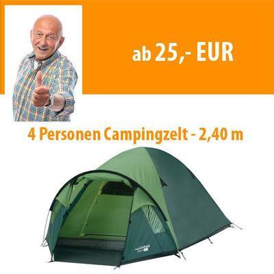 Camping Zelte mieten & vermieten - top Iglu Camping Zelt für 4 Mann - 2,40 breit ! in Dresden