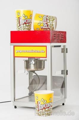 Popcornmaschine mieten & vermieten - Popcornmaschine 6 OZ  in Appenweier