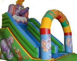 Riesenrutsche mieten & vermieten - Elefantenrutsche Dumbo in Würzburg