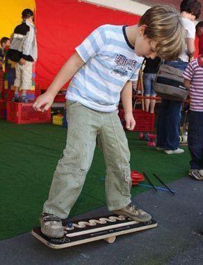 Spielgeräte mieten & vermieten - Rollbrett Murmel, Kleinspielgeräte, Kinderfest in Würzburg