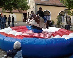 Bullriding mieten & vermieten - Bullriding, Funsport in Würzburg