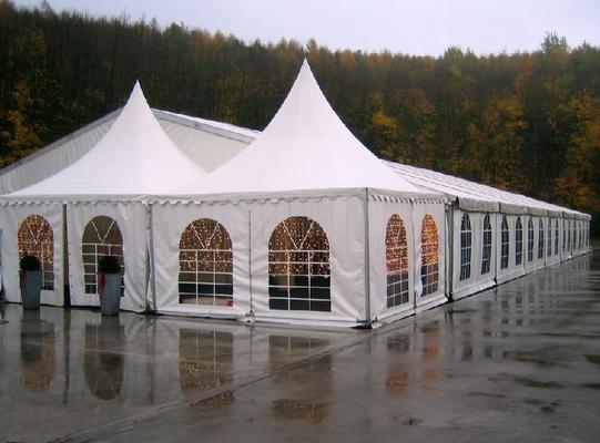 Partyzelte mieten & vermieten - VIP- Zelt für bis zu 187 Personen 10 x 15 m in Ennigerloh