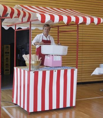 Popcornmaschine mieten & vermieten - Popcornmaschine, Zuckerwatte mieten, leihen in Göppingen