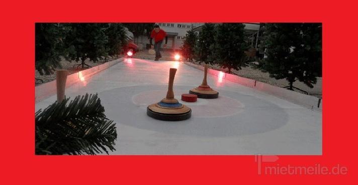 Curlingbahn mieten & vermieten - Eisstockbahn, Curlingbahn mieten, leihen, verleih in Göppingen
