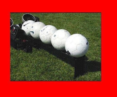 Fußball mieten & vermieten - ballkanone, Ballmaschine, Abistreich Idee mieten in Göppingen