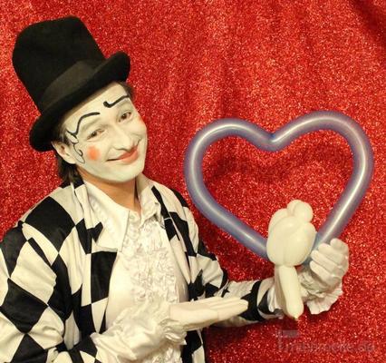 Clown mieten & vermieten - Sozialpädagoge mit 20 Jahren Clownerfahrung in Dortmund