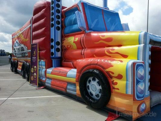 Parcours mieten & vermieten - Lucky Truck Hindernisparcour in Bramsche