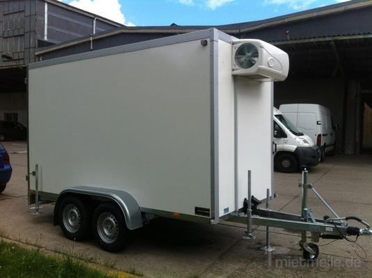 Kühlanhänger mieten & vermieten - Kühlanhänger 60 eur Kühlwagen Berlin Anhänger in Berlin