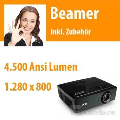 Beamer mieten & vermieten - 4.500 ANSI DLP Beamer in Dresden