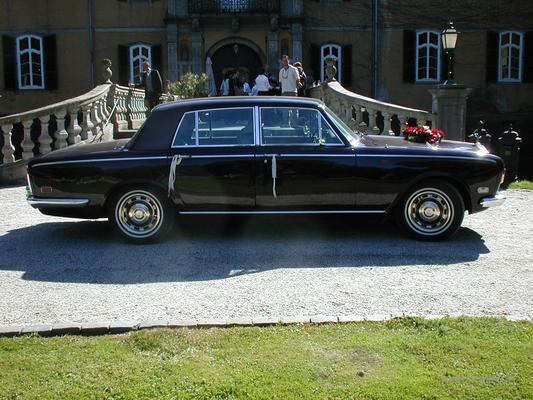 Hochzeitsauto mieten & vermieten - Rolls-Royce, heiraten wie die Queen in Bornheim