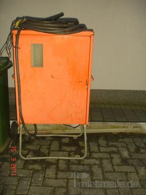 Stromgenerator mieten & vermieten - Baustromkasten in Osnabrück