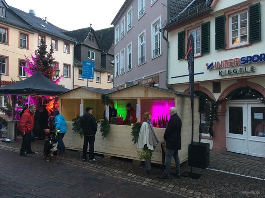 Verkaufsstand mieten & vermieten - Verkaufsstand / Hütte /Glühweinstand in Bodenheim