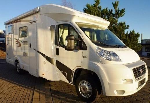 Wohnmobile mieten & vermieten - EURA Profila EB Teilintegriertes Reisemobil mit Einzelbetten in Ansbach