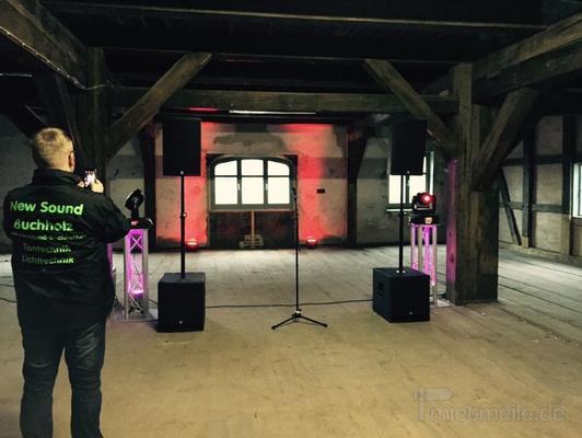 Tontechnik mieten & vermieten - Tontechnik -Vermietung K.M.E. SD 4 in Schneverdingen