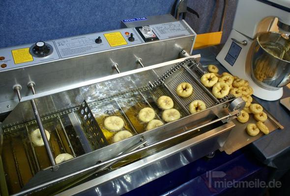 Koch- & Backgeräte mieten & vermieten - Donut-Roboter-Vollautomat Donutmaschine Donut in Hohnhorst
