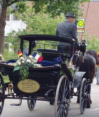 Hochzeitskutsche mieten & vermieten - Hochzeitskutsche auf höchstem Niveau in Emsdetten