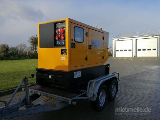 Stromgenerator mieten & vermieten - Stromerzeuger 100 kvA in Neuenhaus