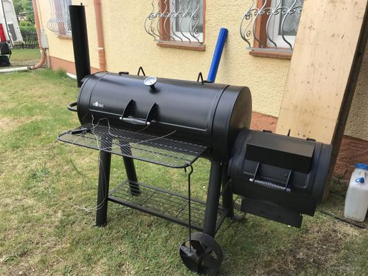 Catering mieten & vermieten - BBQ Smoker Catering Spare Ribs Pulled Pork Burger Brisket Lachs in Leipzig