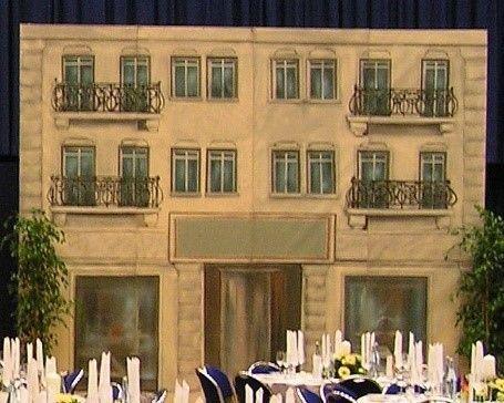 Kulissen mieten & vermieten - Urbane Stadthauskulisse, Kulisse, Urban, Rio de Janeiro, Spanisch, Spanien, Brasilien, brasilianisch, Stadthaus, Haus in Lahnstein