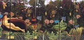 Kulissen mieten & vermieten - Dschungel Kulisse, Dschungel, Kulisse, Urwald, Regenwald, Tropen, tropisch, Aztek, Mayas, Inkas, Dekoration in Kamp-Bornhofen