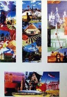 Kulissen mieten & vermieten - Deutschland Reise Motivbanner, Deutschland, Reise, Tour, Kulisse, Motiv, Banner, Reichstag, Brandenburger Tor in Kamp-Bornhofen