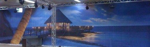 Kulissen mieten & vermieten - Brasilianische Strandkulisse, Brasilien, Strand, Kulisse, Strandkulisse, brasilianisch, Spanien, spanisch, Strandhaus in Kamp-Bornhofen