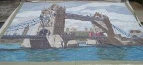 Kulissen mieten & vermieten - Tower Bridge Kulisse, Kulisse, Tower Bridge, Towerbridge, London, England, Britannien, Großbritannien, britisch, Brücke in Lahnstein