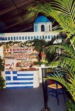 Kulissen mieten & vermieten - Typisches Griechenland Szenerien Kulisse, Griechenland, griechisch, Antik, Kulisse, Mittelmeer, Dekoration, Event in Kamp-Bornhofen