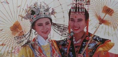 Kulissen mieten & vermieten - Geisha Kulisse, Geisha, China, Japan, Asia, Asien, asiatisch, chinesisch, japanisch, Dekoration, Kulisse, Frau, Event in Lahnstein