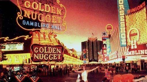 Kulissen mieten & vermieten - Las Vegas Golden Nugget Kulisse, Las Vegas, Golden Nugget, Kulisse, Casino, Dekoration, Glücksspiel, USA, Amerika in Kamp-Bornhofen
