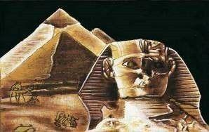 Kulissen mieten & vermieten - Sphinx Kulisse, Sphinx, Pyramide, Ägypten, ägyptisch, Kulisse, Pharao, Weltwunder, Grab, Dekoration, Veranstaltung in Lahnstein