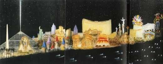 Kulissen mieten & vermieten - Las Vegas Street Kulisse, Las Vegas, Casino, Glücksspiel, Kulisse, Dekoration, USA, Amerika, Event, Messe in Lahnstein