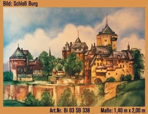Kulissen mieten & vermieten - Schloss Burg Wermelskirchen Kulisse, Schloss, Burg, Wermelskirchen, Kulisse, Burgkulisse, Schlosskulisse, Dekoration in Kamp-Bornhofen