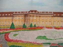 Kulissen mieten & vermieten - Schloss Baden Württemberg Kulisse, Kulisse, Schloss, Baden Württemberg, Baden Baden, Burg, Dekoration, Schlosskulisse in Kamp-Bornhofen