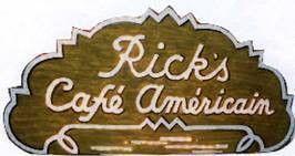 Kulissen mieten & vermieten - Casablanca Ricks Cafe Lauflicht, Casablanca, Ricks Cafe, Lauflicht, Reklamelicht, Leuchtschrift, Leuchttafel, Event in Kamp-Bornhofen