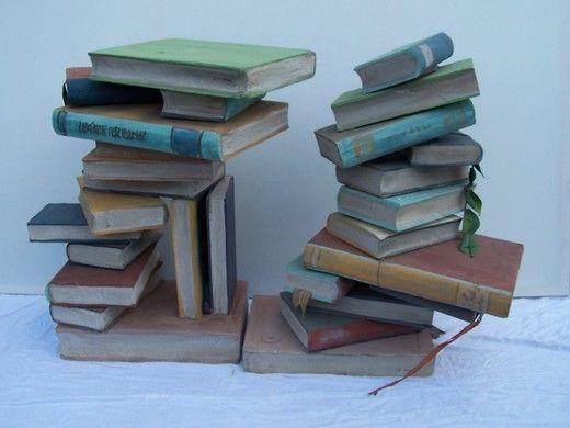 Bucherstapel Bucher Stapel Lesen Bibliothek Lernen Buch