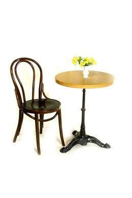 Bistro Möbel Cafe Möbel Restaurant Terrasse Bestuhlung Sitze