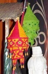 Leuchten & Lampen mieten & vermieten - Indien Lampenhänger, Indien, Indisch, Lampenhänger, Lampe, Licht, Leuchte, Beleuchtung, Dekoration, Event, Messe in Kamp-Bornhofen